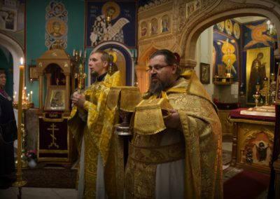 Покров Пресвятой Богородицы 2018