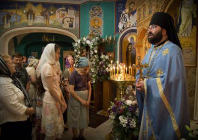 Коневской иконы Божией матери 2018