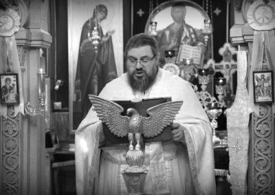 Праздник Обрезания Господня молитвенно отметили на петербургском подворье Коневской обители