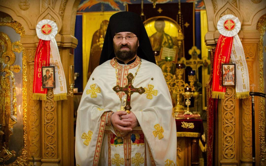 Богослужения Фоминой недели совершили на петербургском подворье Коневской обители