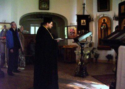 Подворье Коневского монастыря в 2005 году