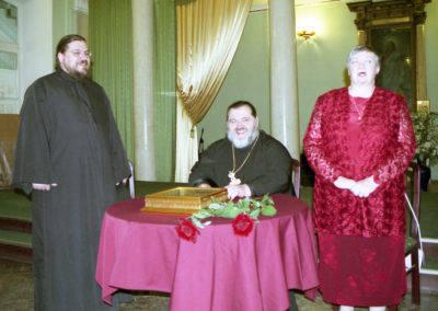 15 лет Коневцу: 2006 год