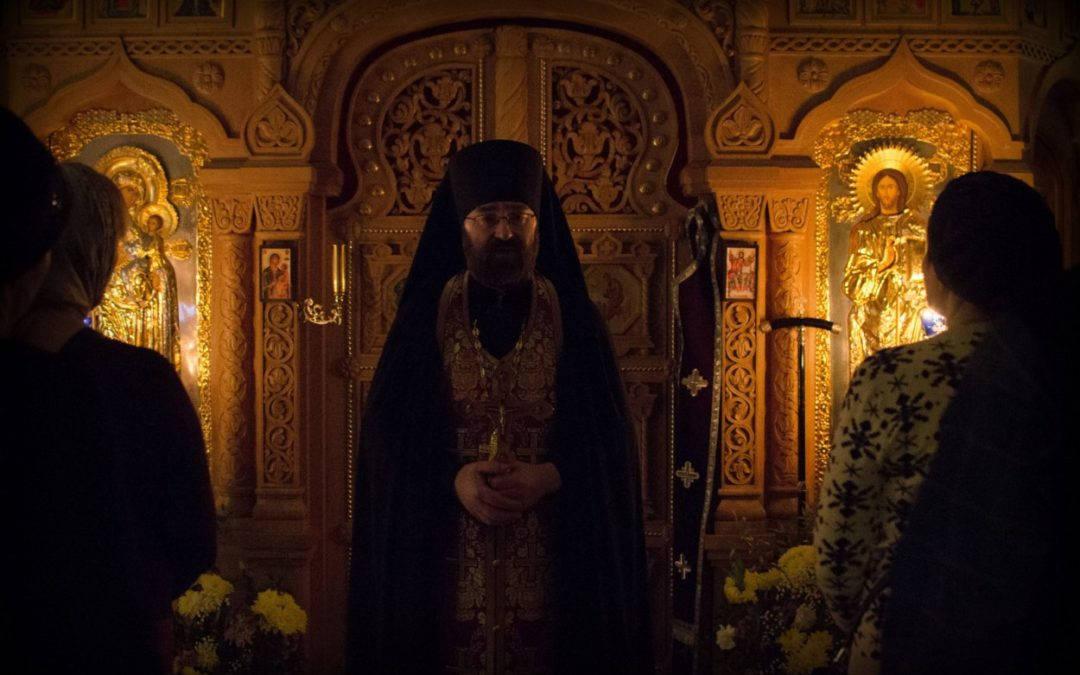 Проповедь настоятеля на начало Святой Четыредесятницы
