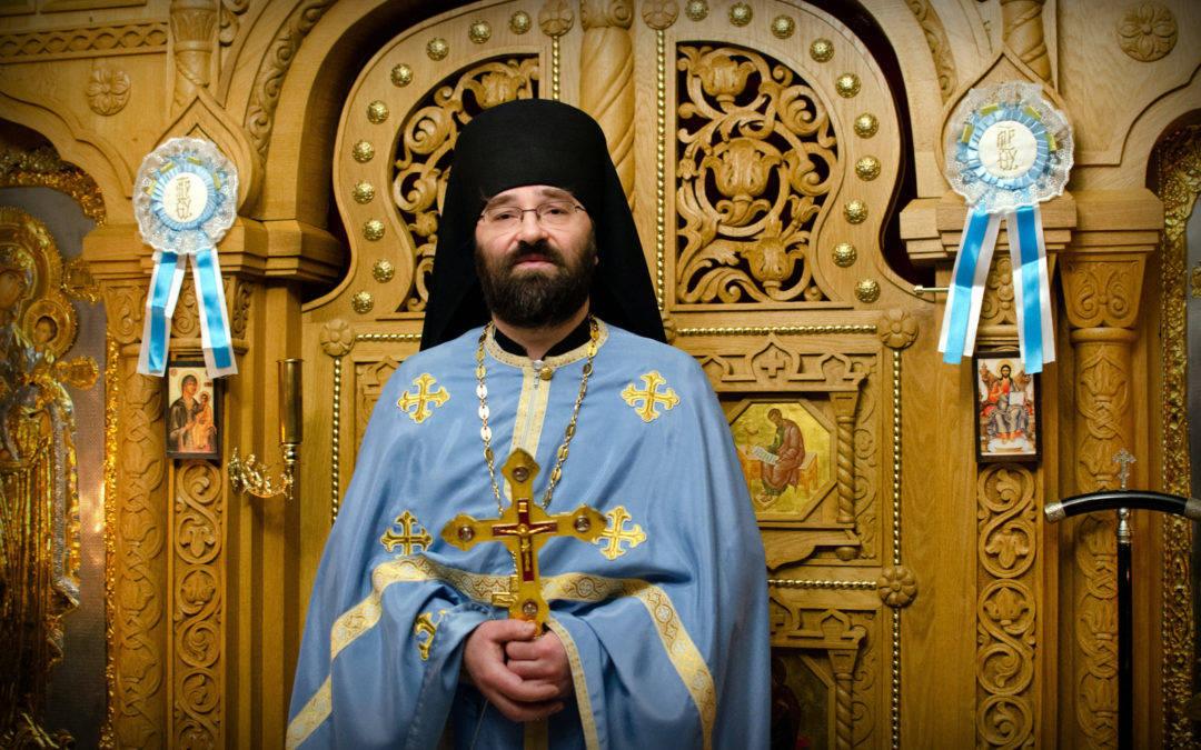 Слово настоятеля на праздник Благовещения Пресвятой Богородицы