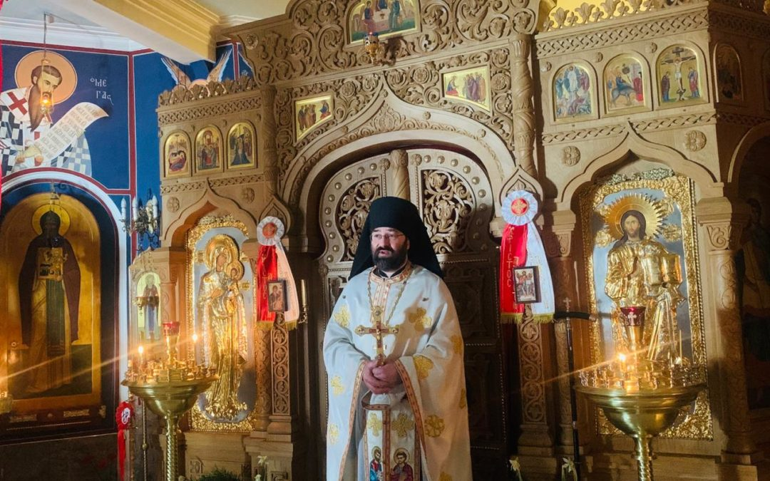 Слово настоятеля в день памяти перенесения мощей святителя Николая Чудотворца