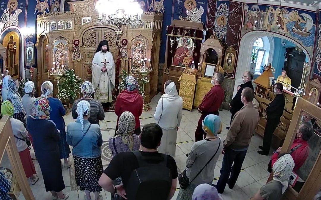 Пастырское слово в Неделю Всех святых, в земле Российской просиявших