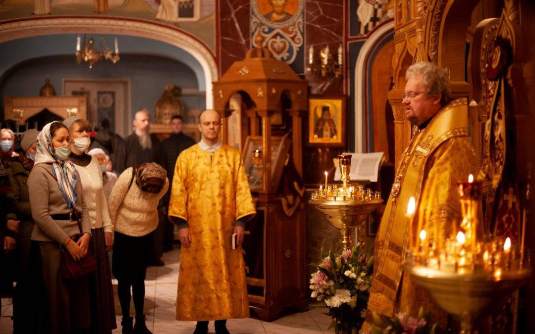 Слово епископа Выборгского и Приозерского Игнатия в день празднования Пресвятой Богородице в честь иконы Ее «Скоропослушница»
