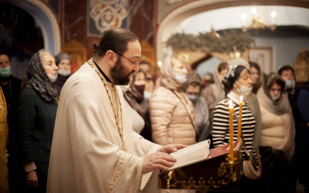 Проповедь настоятеля в неделю Торжества Православия