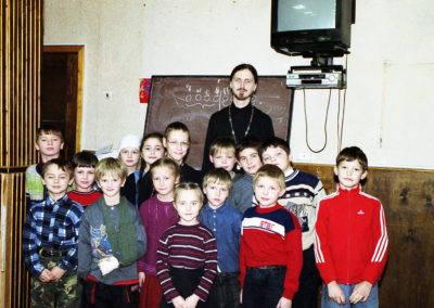 Воскресная школа 2006