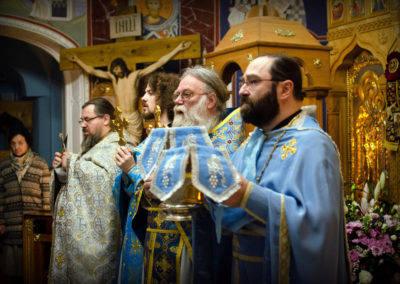Празднование Пресвятой Богородице в честь иконы Ее «Скоропослушница»