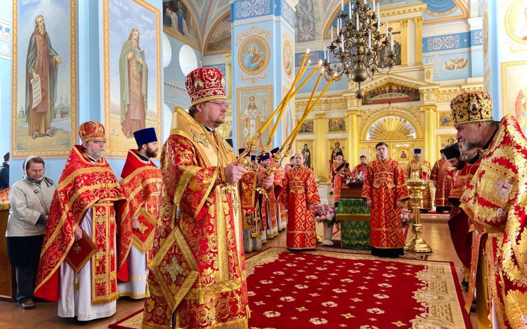 ВИДЕО: Торжества 30-летия начала возрождения монашеской жизни на Коневце » Выборгская Епархия Русской Православной Церкви
