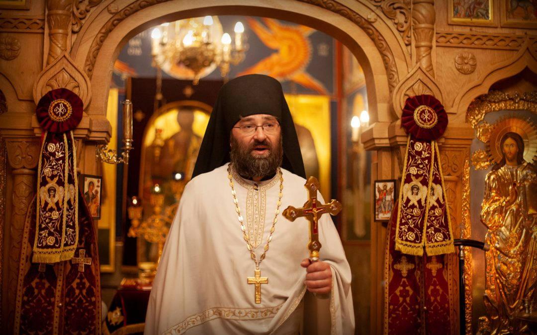 Проповедь настоятеля на праздник святых первоверховных апостолов Петра и Павла
