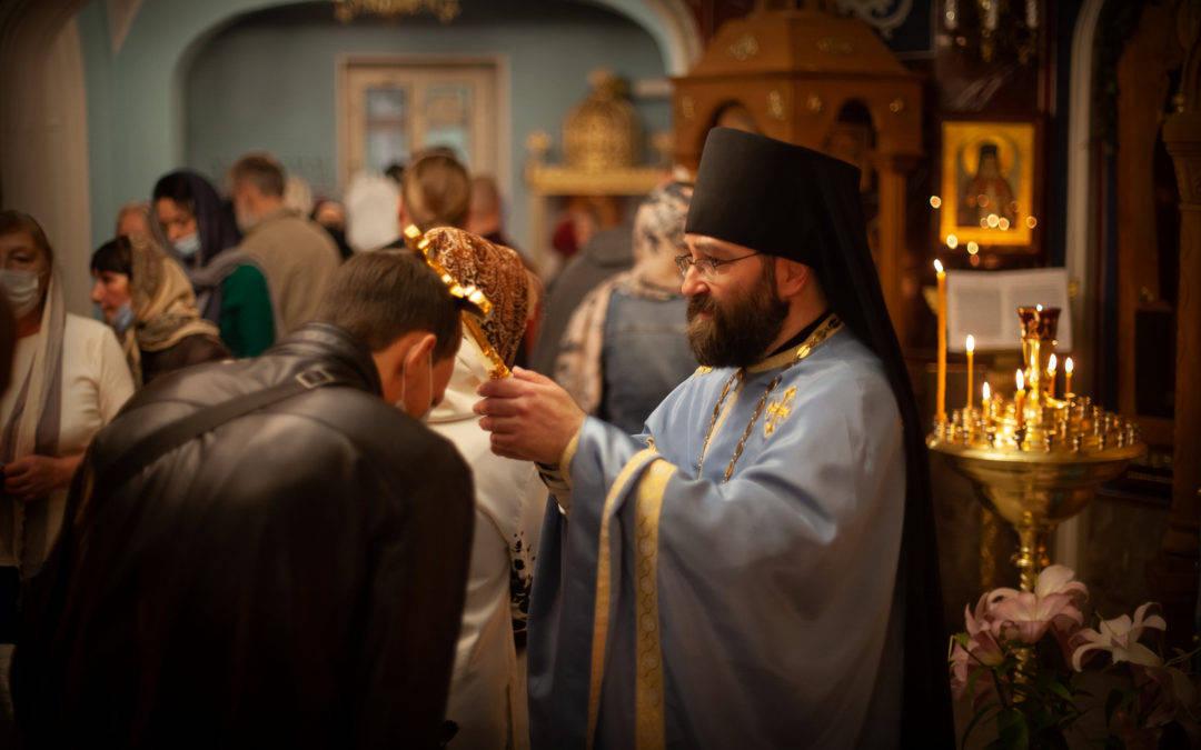Проповедь настоятеля в день Успения Пресвятой Богородицы