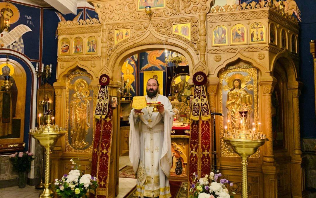 Проповедь настоятеля в день памяти преподобного Серафима Саровского
